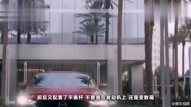 视频:新一代的马自达6,在操控性上面更加出色
