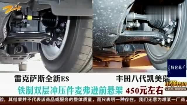 视频:小强实验室:进口轿车原来这么便宜!