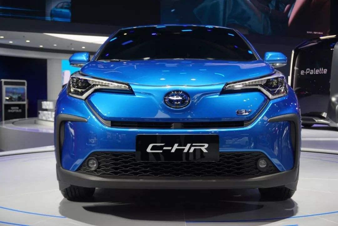 广汽丰田纯电版C-HR新消息 将于2020年进入中国
