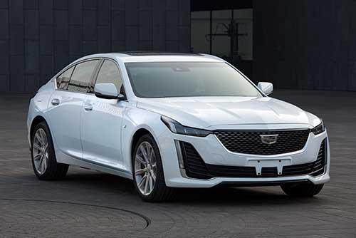 全新平台 定位豪华 国产凯迪拉克CT5将于2019成都车展正式亮相