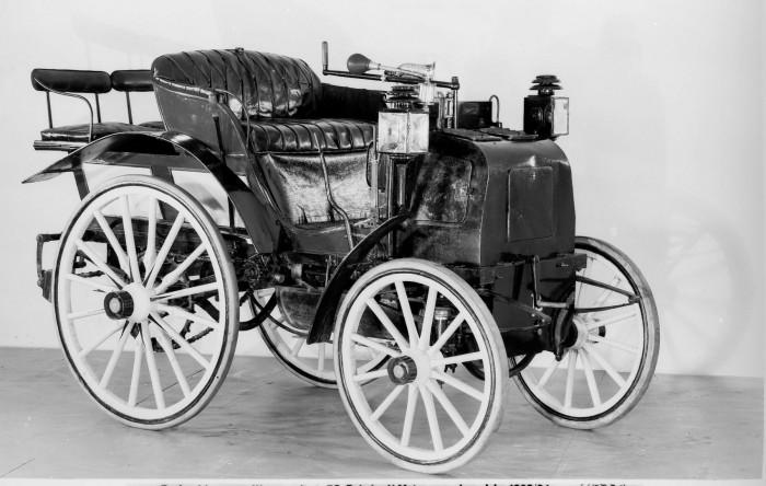 赛车运动迎125周年:个人交通机动化的125年