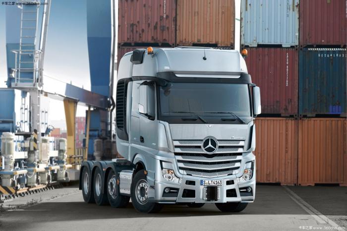 跑车发动机能轻松带动大货车吗?