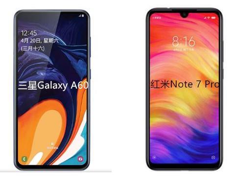 红米Note 7 Pro与三星Galaxy A60拍照对比,谁是真香机一目了然