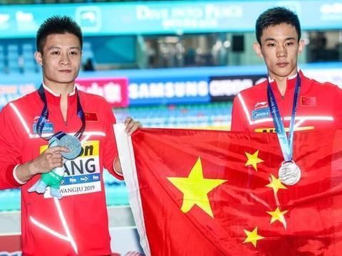 第18届世界游泳锦标赛中国力压美国居金牌榜首,东道主仅列第23名
