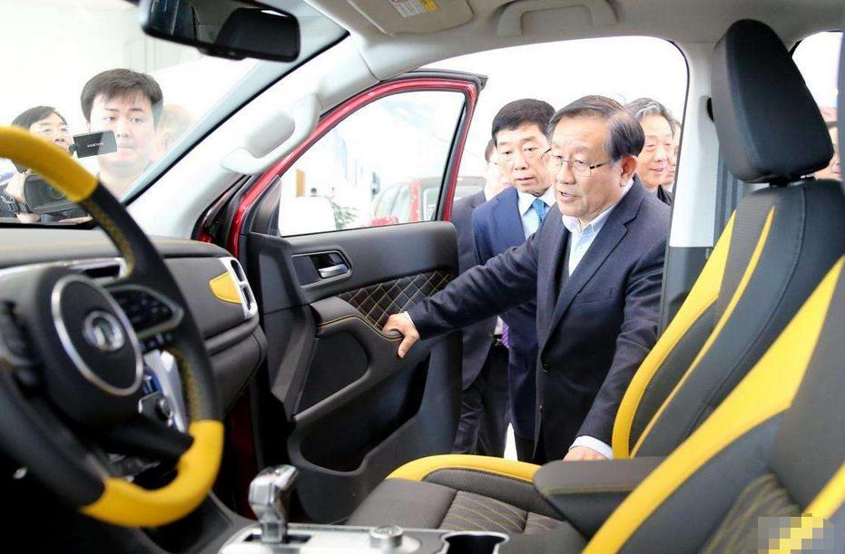 """董明珠质疑:""""国产车粗制滥造,车企老总谁开自家车?""""六大国产"""