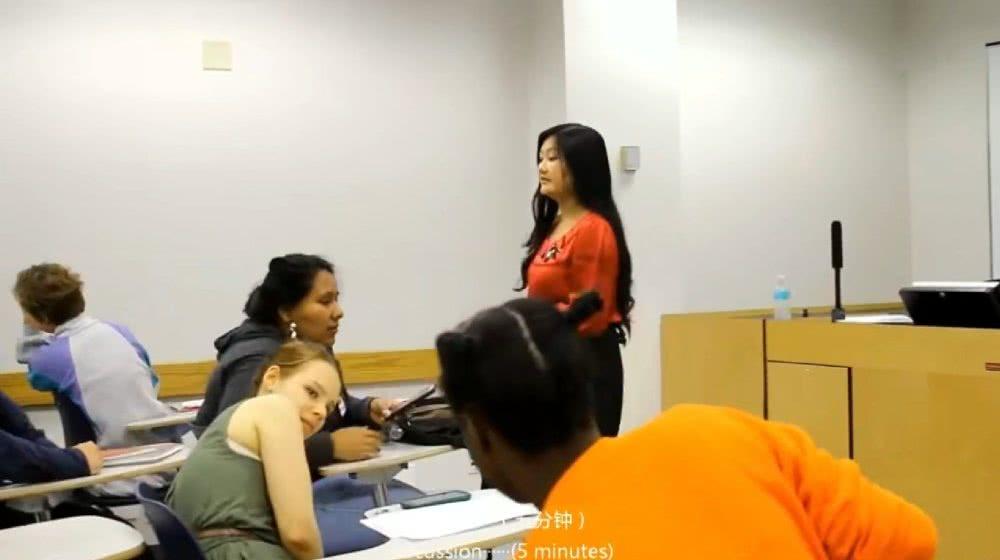 地狱难度的中文,老外是如何学习的?果然还是要用中式教育法!