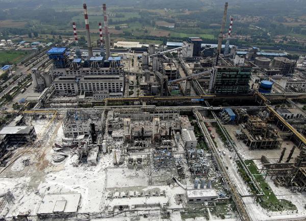 """国务院安委会决定对义马气化厂""""7·19""""重大爆炸事故查处实行挂牌督办"""