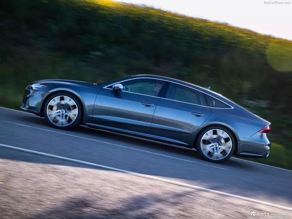 高清图集| 性能至上 Audi S7 Sportback