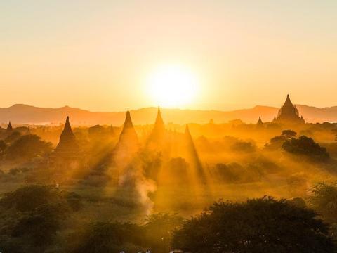 """暑假旅游攻略:走进缅甸内比都,这座全世界""""最年轻""""的首都"""