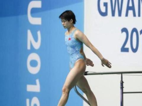 施廷懋世锦赛女子三米板三连冠仅次郭晶晶,超越伏明霞吴敏霞何姿