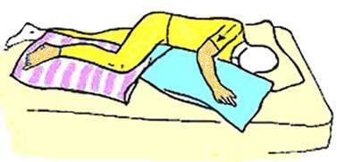 缓解肝区不适,乙肝小三阳切忌过饱,采取胸式呼吸减轻腹压