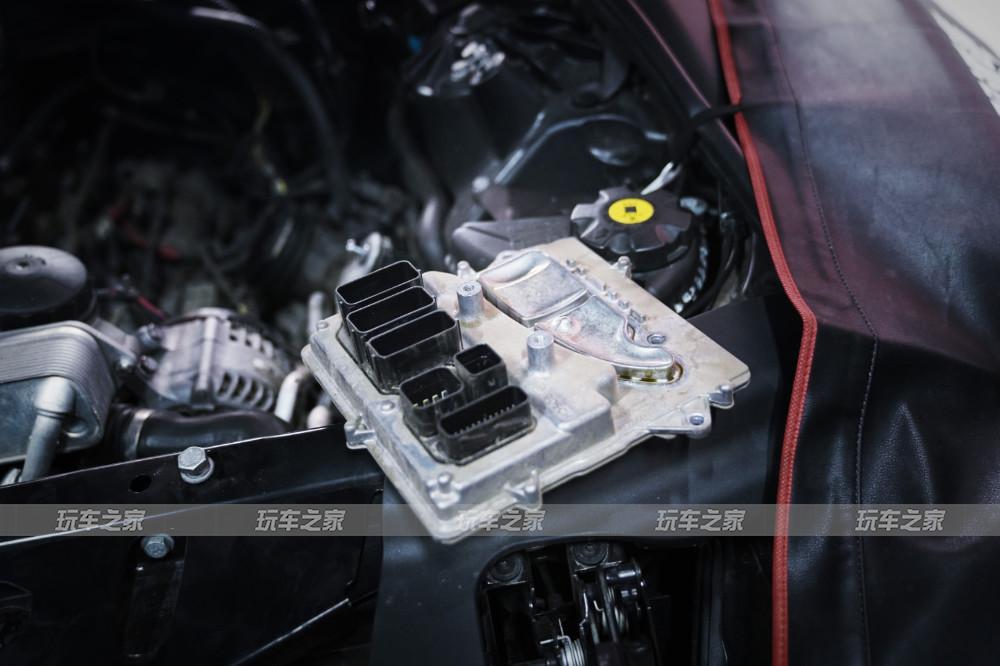 宝马640i 3.0T刷ecu升级动力ING特调 打造N55四门王者