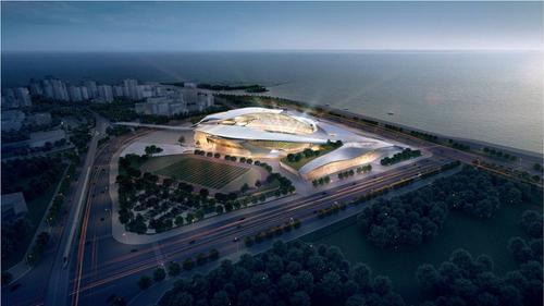 总投资44亿元,汕头大学东校区暨亚青会场馆项目正式启动啦