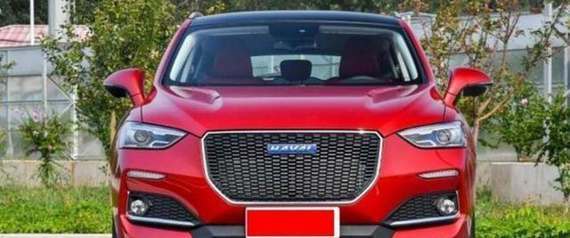 哈弗推出90后豪华SUV,新车11万起,网友:比宝骏530漂亮