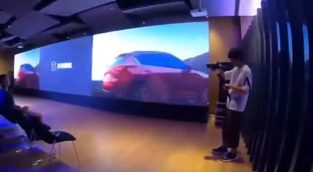 视频:马自达CX-5遇上成都,就是腔调+安逸=巴适!