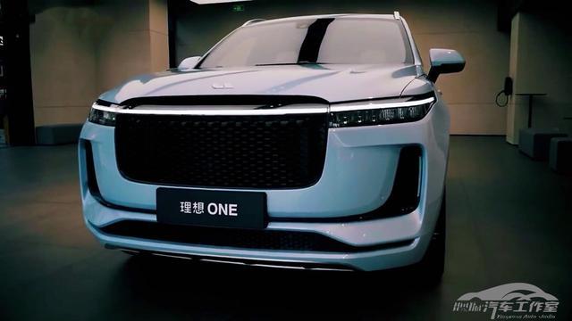 首款增程式中大型SUV,理想ONE,据悉可连续行驶1000公里