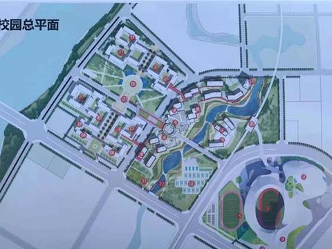 汕头大学东校区暨亚青会体育场馆项目启动,初定2021年下半年举行