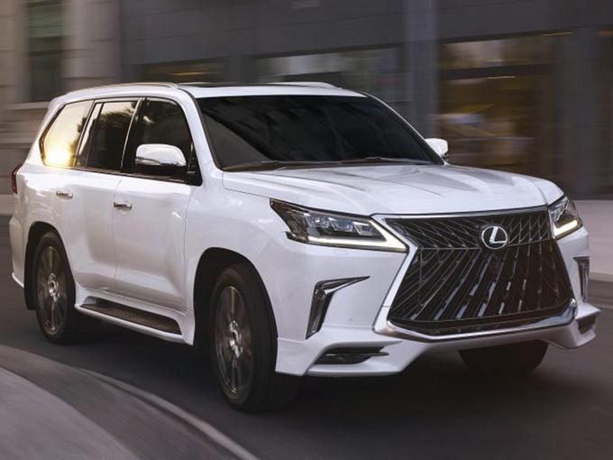9月正式开售!雷克萨斯新款旗舰SUV售价曝光,比丰田霸道还硬派