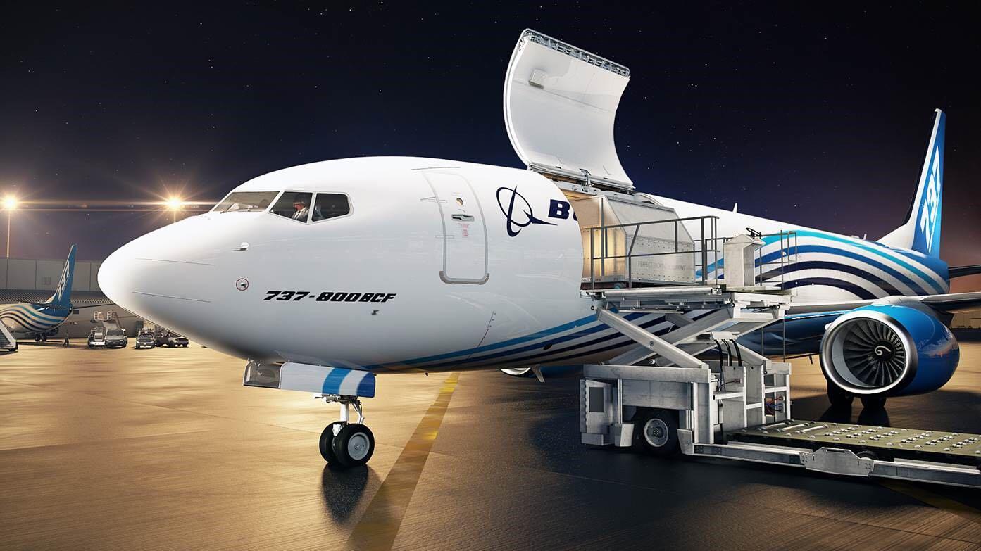 波音737-800BCF今年交付量要翻倍 在华新增生产线