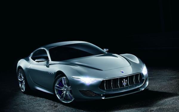 玛莎拉蒂公布5年产品计划 明年新油电跑车将是Alfieri?