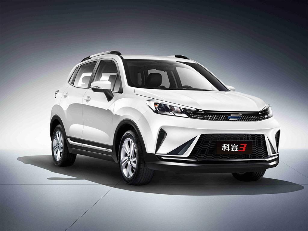 长安欧尚科赛3正式上市,售5.99万元起,定位小型SUV