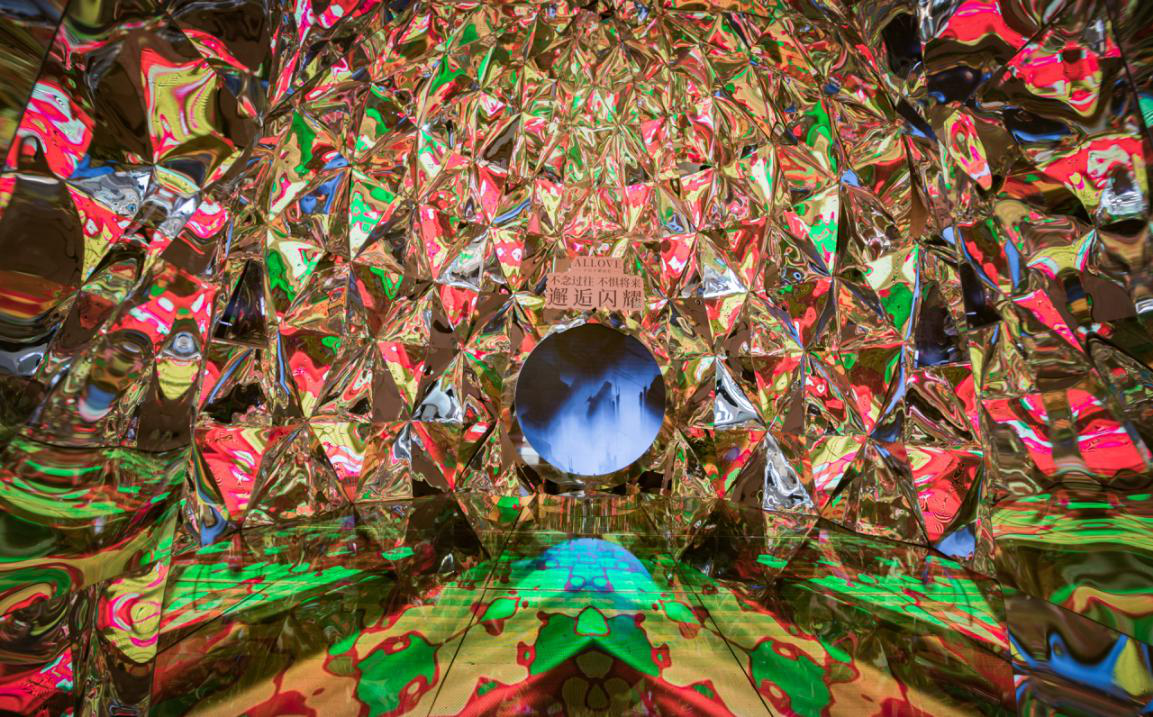 徐州空降钻石山,比利时DIVA博物馆馆藏珠宝展出