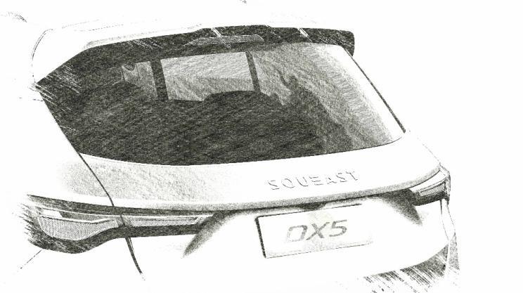 确实很舍得用料 东南DX5将年内上市