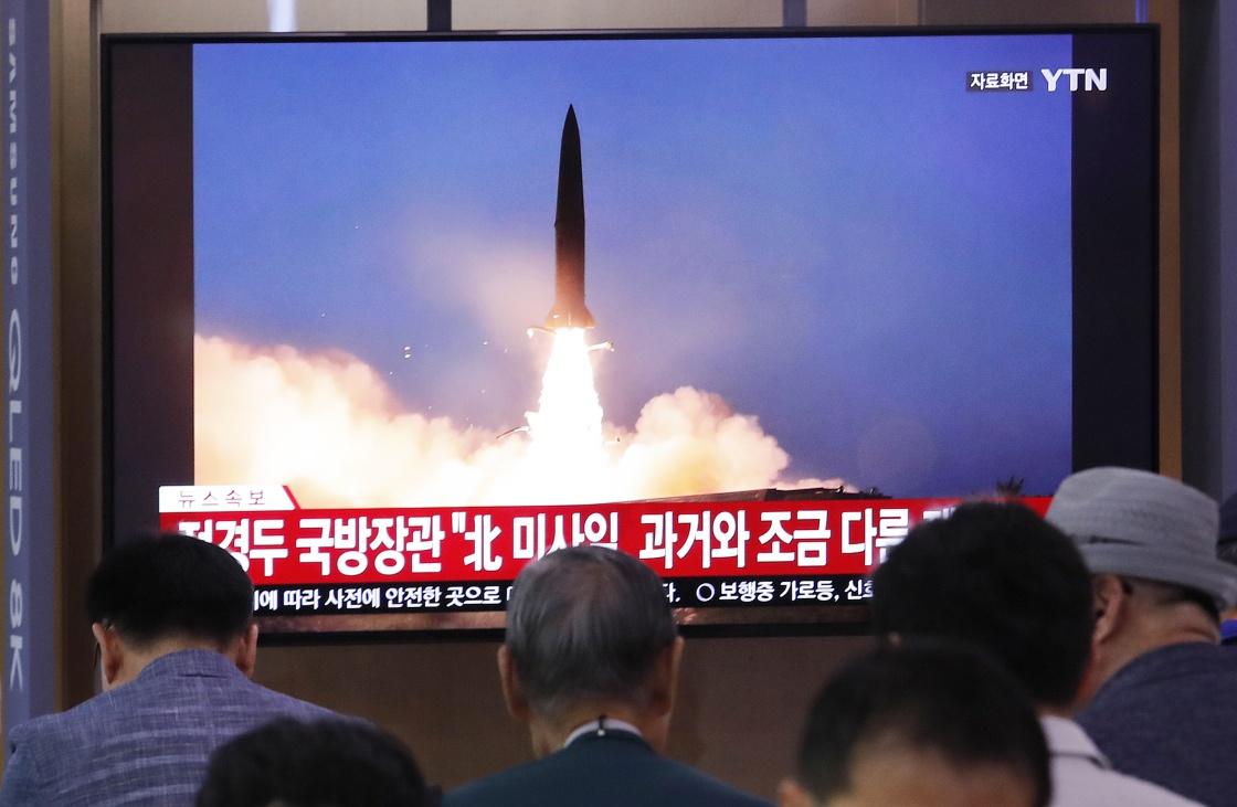 朝鲜6天2次射弹 美方称与韩国联合军演将如期进行|朝鲜|特朗普