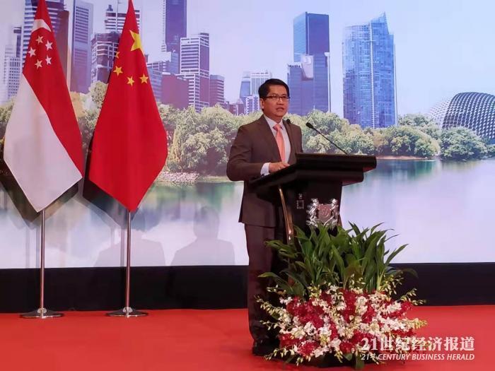 新加坡驻华大使:两国关系达新高峰 将公布新合作倡议