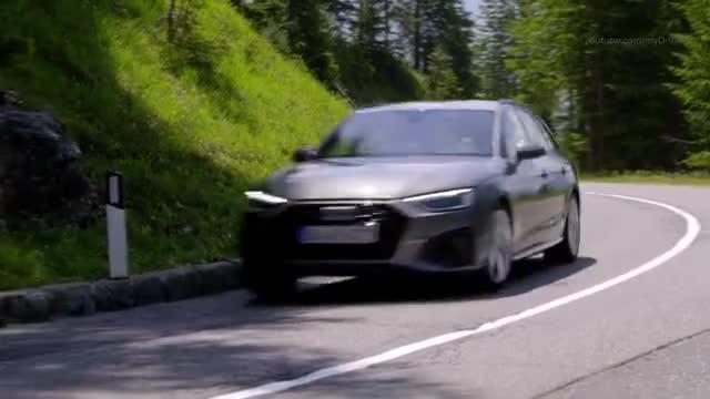 视频:2020年奥迪A4 Avant 40 TDI 4 -运动轿车