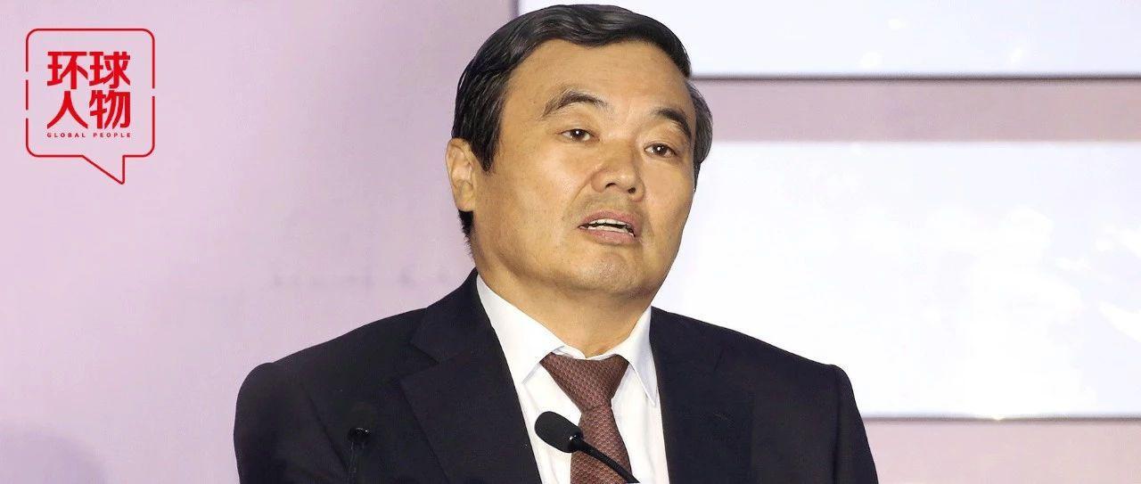 金融系统高官胡怀邦落马:从教授到国开行董事长