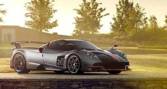 售价2409万元 帕加尼推出迄今为止最贵的量产车