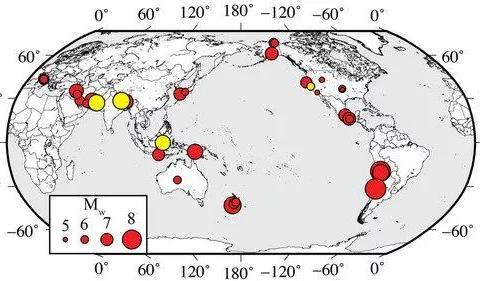 卫星观测能提高地震监测、反应能力!