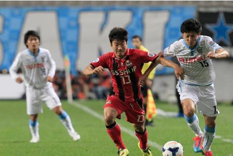 韩K联 FC首尔VS大邱FC 两队的状态低迷