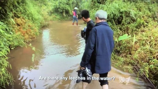 紀錄片《中國脫貧攻堅》視頻截圖。受訪者供圖