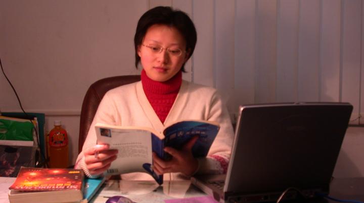 【最美奋斗者】侯晶晶:第一位轮椅上的女博士