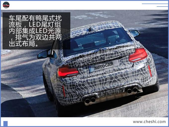 宝马新2系性能版,3.0T引擎+6速手动,还要啥奔驰A级 AMG