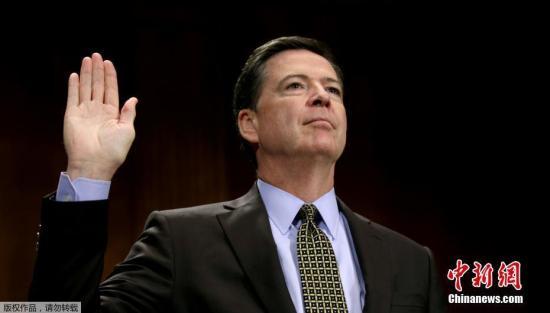 美前FBI局长科米将因泄露机密遭起诉?司法部:拒绝|科米|特朗普