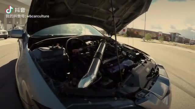 视频:咆哮吧!750匹big turbo马自达6