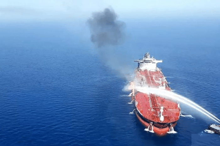 又一大国盯上了伊朗货轮!伊朗精锐倾巢出动!