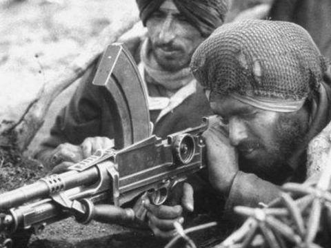 中印战争,总统尼赫鲁叫嚣中国,歼灭对方3个旅后,就不敢再闹了