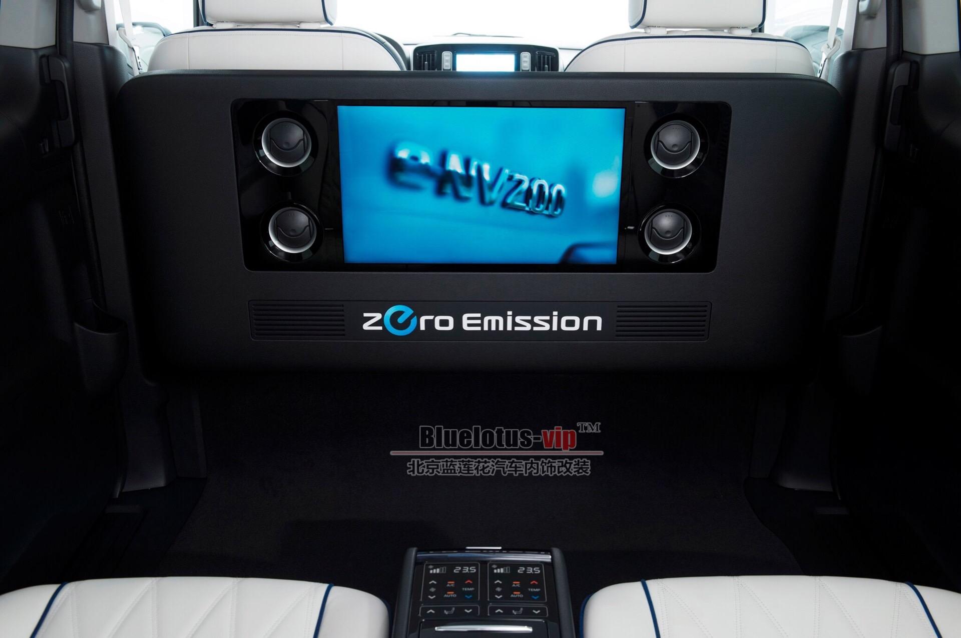 尼桑NV200改装内饰/你也能享受商务舱的待遇