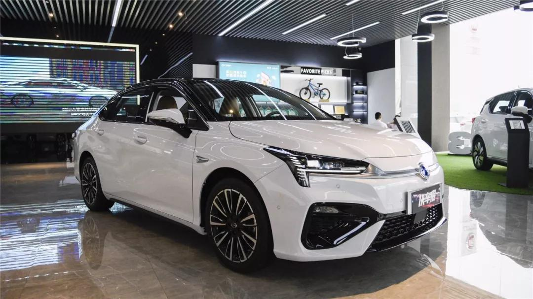 广汽新能源Aion S新增车型卖14.68万元起,综合续航里程为410km