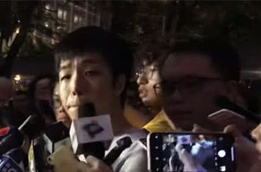"""香港""""公务员集会"""":20人中有18人假冒"""