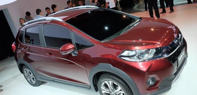 最便宜的本田SUV,售价7万起,油耗4毛,未上市就有很多的订单