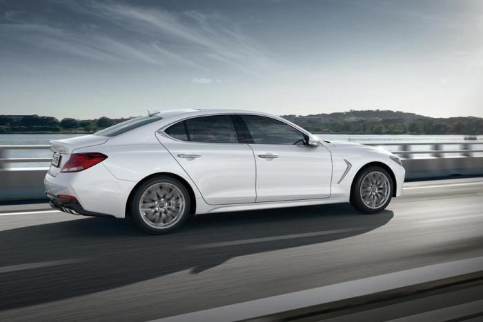 零百加速4.7秒,谁是韩国最快的性能车?
