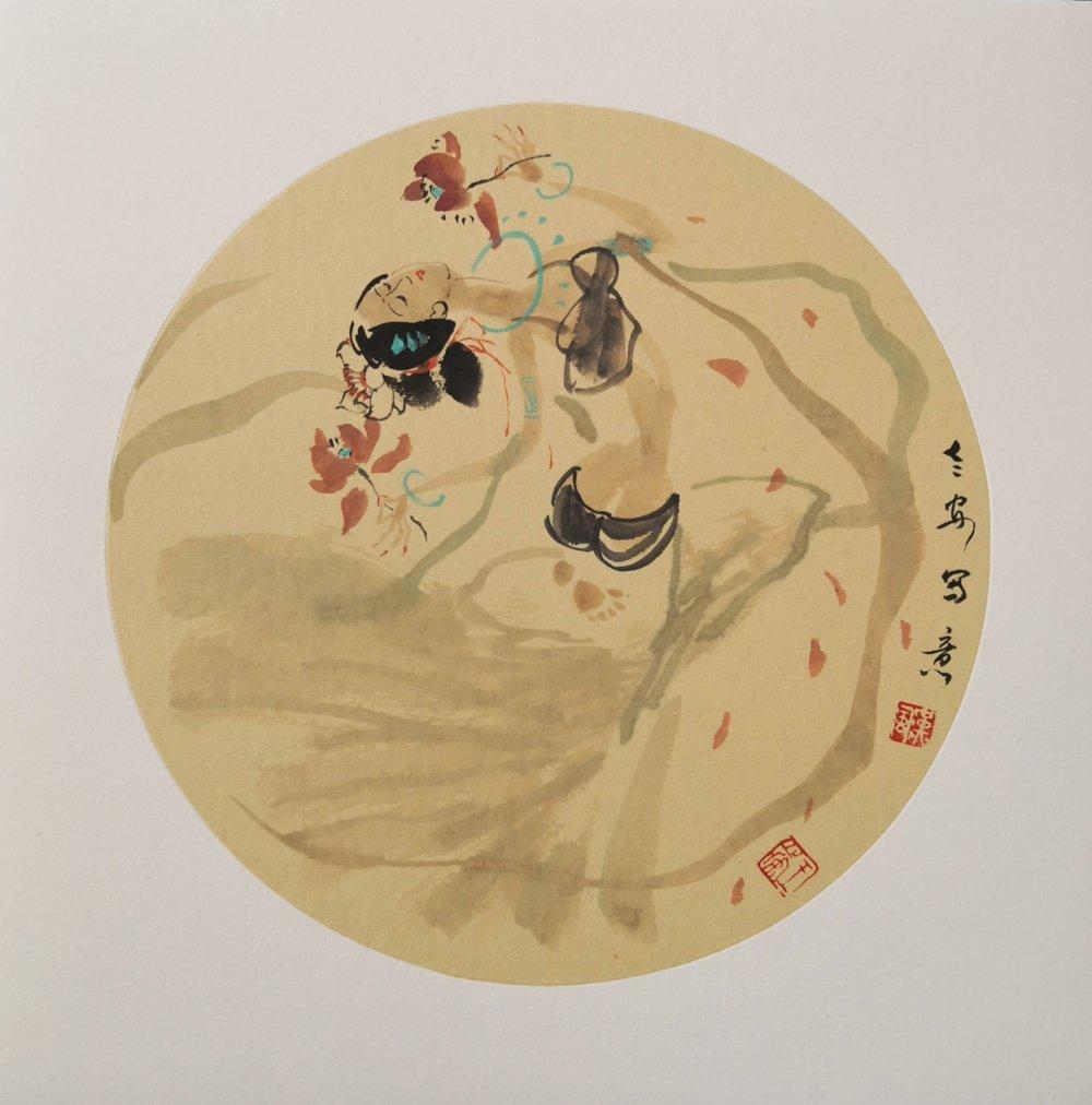 为中国画正名——王心安