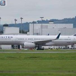 两名美国联合航空飞行员在苏格兰被捕