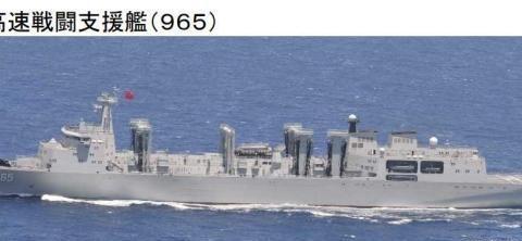 今年海军最大规模编队,穿越宫古海峡,御用摄影师前来拍照