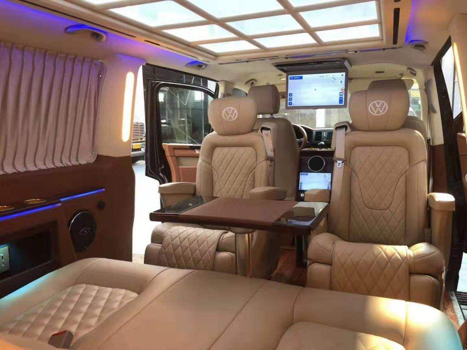 进口大众迈特威豪华升级,匠心打造七座舒适驾乘